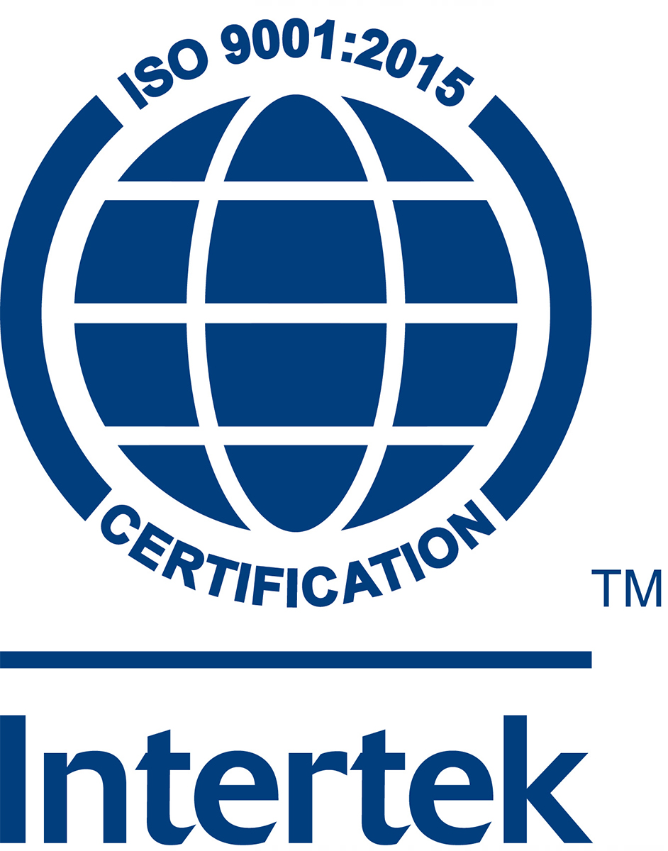 Iso 9001 certificeret - Intertek